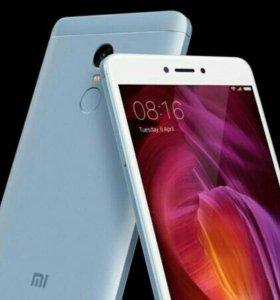 Xiaomi Redmi Note 4X, (snap 625),4GB 64G