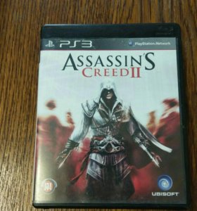 Assassins creed для ps3