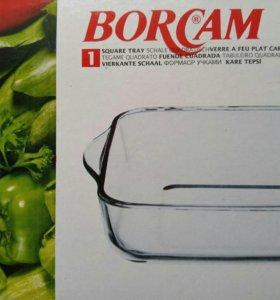 Жаропрочное блюдо-лоток BORCAM