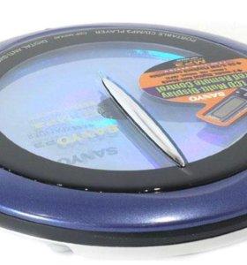 Sanyo CDP-MSX40 CD/MP3-плеер с ДУ новый гарантия