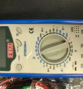 Мультиметр цифровой FUKE DT9205+