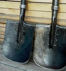 Лопата сапёрная  большая-БСЛ-110