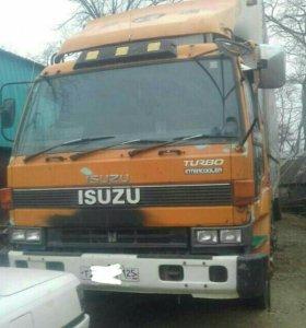 Продаю ISUZU грузовой фургон бабочку