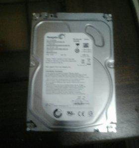 Жеский диск Seagate