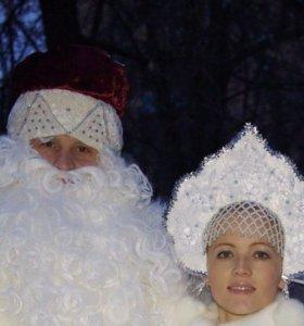 Дед Мороз в Лобне