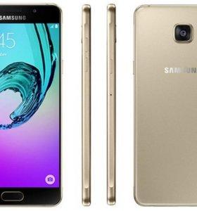 Samsung Galaxy A5 (2016) Gold (SM-A510F)