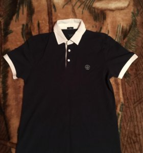 Мужская футболка-поло, размер L
