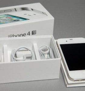 iPhone 4S 32Gb White новый