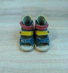 Ортопедические сандали Sursil-Ortho 21 размер
