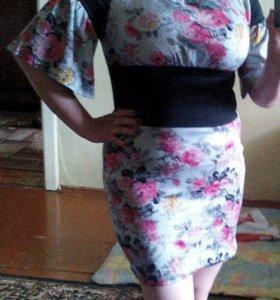 Облегающее платье - 12705