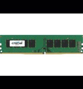 Оперативная память DDR-4 8gb