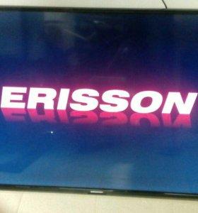 "телевизор erisson 55"" 4к ultra hd"