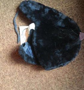 Новая зимняя меховая шапка