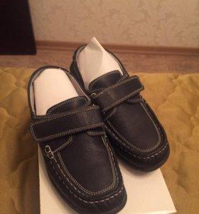 Туфли для мальчика 35 р.