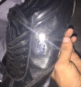 Туфли на шнурках RICHMOND кожа