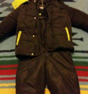 2 куртки + полукомбинезон 🤗