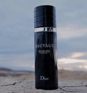 Christian Dior Sauvage Very Cool, 100мл