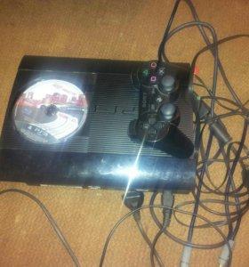 Soni Playstation 3 super slim