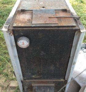 Твердотопливный котёл 28 квт bosch Solid 2000 B K