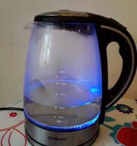 Электрический чайник Scarlett