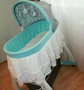 Кроватка-люлька детская