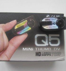 Мини HD видео камера
