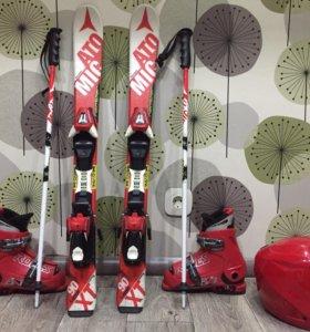 Горные лыжи детские