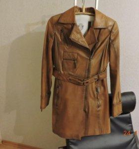 Кожанный пиджак, плащ, куртка (Турция)