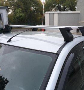 Багажник ( рейлинги) Форд Фокус 2