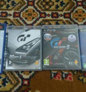 Коллекция Gran Turismo