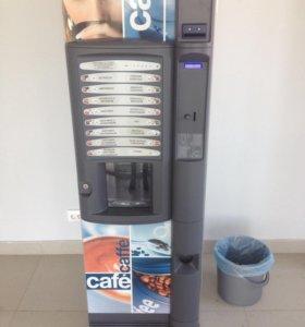 Кофейный автомат Necta es-6 с местом