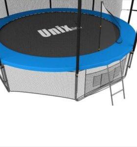 Батут Unix line 12ft