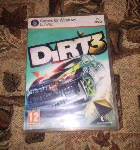 Dirt 3 лицензия