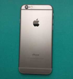 iPhone 6 Space Gray