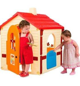 Игровой домик Injusa Country House