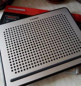 Подставка для ноутбука Xilence Z15 серебристый