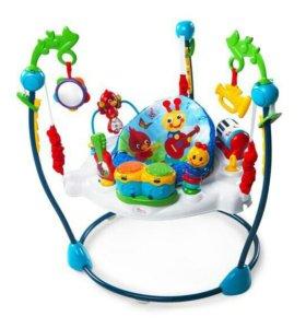 Прыгунки Baby Einstein Симфонический оркестр