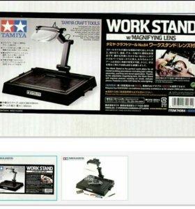 Рабочее место для моделиста Work Stand Tamiya