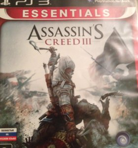 Assassins's creed 3 ps3