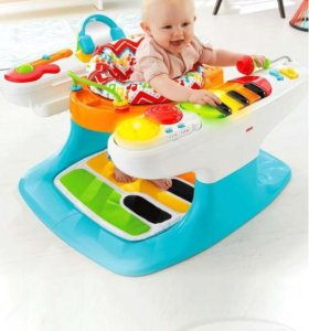 Игровой центр Step 'n Play Piano от Fisher Price