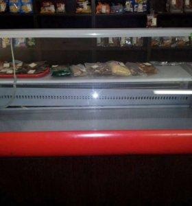 Холодильная витрина арго люкс 1,5м