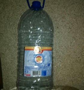 Пластиковые Фляги  бутылки канистры