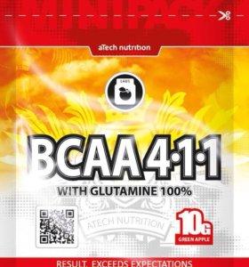 BCAA 4-1-1 с глютамином