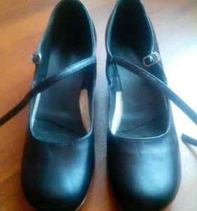 Танцевальные туфли.