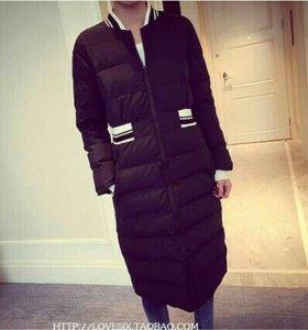 Новое осенние синтепоновое пальто.