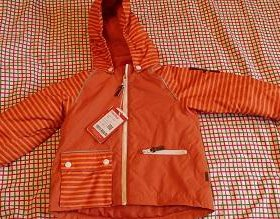 новая куртка Reima р 92