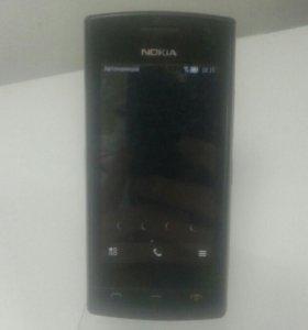 """""""Nokia 500"""""""