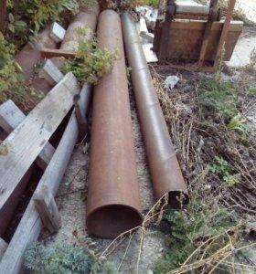 Трубы 247 мм.