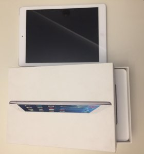 iPad Air wi-fi+ cellular 128gb