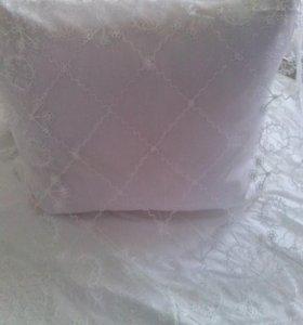 накидки капроновые на подушки